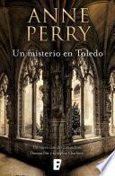 Libro de Un Misterio En Toledo