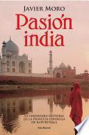 Libro de Pasión India