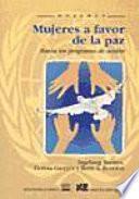 Libro de Mujeres A Favor De La Paz