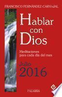 Libro de Hablar Con Dios   Julio 2016