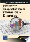 Libro de Guía Práctica Para La Valoración De Empresas