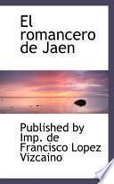 Libro de El Romancero De Jaen