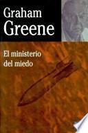 Libro de El Ministerio Del Miedo