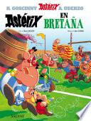 Libro de Astérix En Bretaña