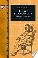 Libro de El Cine De Pensamiento