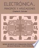Libro de Electrónica, Principios Y Aplicaciones