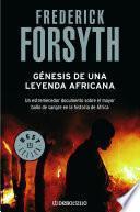 Libro de Génesis De Una Leyenda Africana