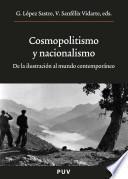 Libro de Cosmopolitismo Y Nacionalismo
