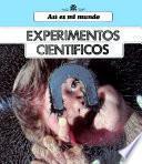 Libro de Experimentos Científicos
