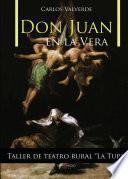 Libro de Don Juan En La Vera