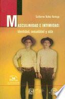 Libro de Masculinidad E Intimidad