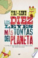 Libro de Las 10 Leyes Más Tontas Del Planeta