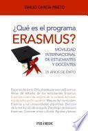 Libro de ¿qué Es El Programa Erasmus?