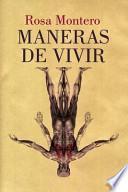 Libro de Maneras De Vivir