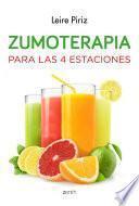 Libro de Zumoterapia Para Las Cuatro Estaciones