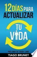 Libro de 12 Días Para Actualizar Tu Vida