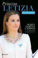 Libro de Princesa Letizia. Por Fin Reina