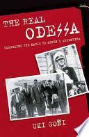 Libro de The Real Odessa