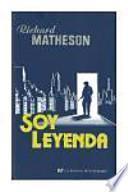 Libro de Soy Leyenda