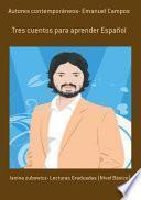 Libro de Autores Contemporáneos Emanuel Campos