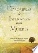 Libro de Promesas De Esperanza Para Mujeres