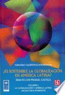 Libro de Es Sostenible La Globalización En América Latina?