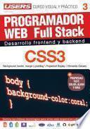 Libro de Programador Web Full Stack 3   Curso Visual Y Práctico