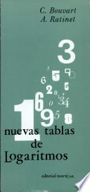 Libro de Nuevas Tablas De Logaritmos