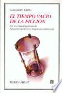 Libro de El Tiempo Vacío De La Ficción