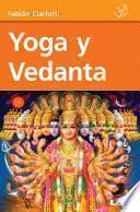 Libro de Yoga Y Vedanta