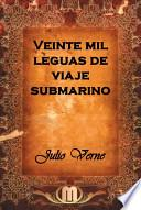 Libro de Veinte Mil Leguas De Viaje Submarino
