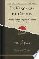 Libro de La Venganza De Catana