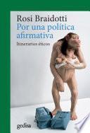 Libro de Por Una Política Afirmativa