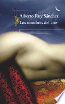 Libro de Los Nombres Del Aire