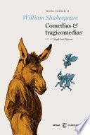 Libro de Comedias Y Tragicomedias
