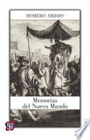 Libro de Memorias Del Nuevo Mundo