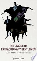 Libro de The League Of Extraordinary Gentlemen No 01 (edición Trazado)