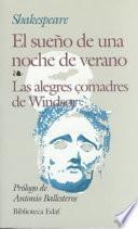 Libro de El Sueño De Una Noche De Verano, Las Alegres Comadres De Windsor