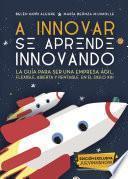 Libro de A Innovar Se Aprende Innovando