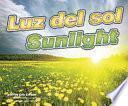 Libro de Luz Del Sol/sunlight
