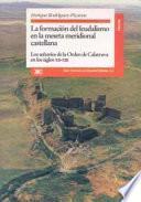 Libro de La Formación Del Feudalismo En La Meseta Meridional Castellana