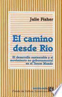 Libro de El Camino Desde Río