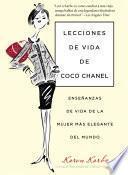 Libro de Lecciones De Vida De Coco Chanel