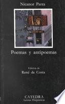 Libro de Poemas Y Antipoemas (1954)