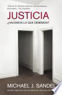 Libro de Justicia
