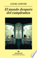 Libro de El Mundo Después Del Cumpleaños