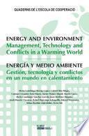 Libro de Energía Y Medio Ambiente