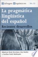 Libro de La Pragmática Lingüística Del Español
