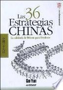 Libro de Las 36 Estrategias Chinas