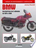 Libro de Bmw Bicilíndricas